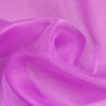 Organza Crystal - Dark Lilac