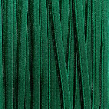 paspelband elastisch donker groen
