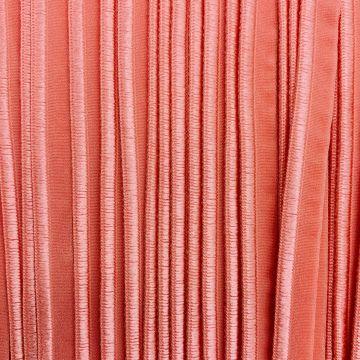 Elastisch Paspelband - Zalm Roze