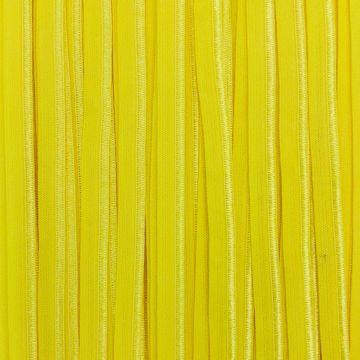 paspelband elastisch geel
