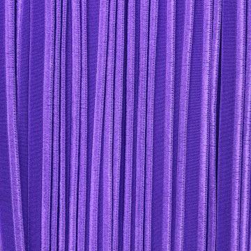 paspelband elastisch heide paars