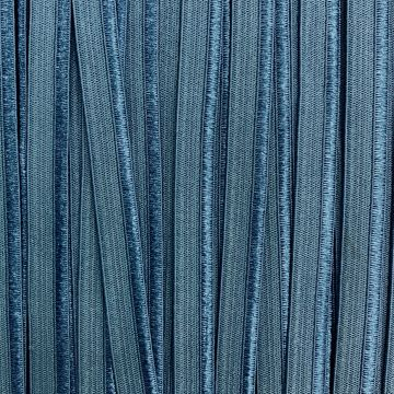 paspelband elastisch staalblauw