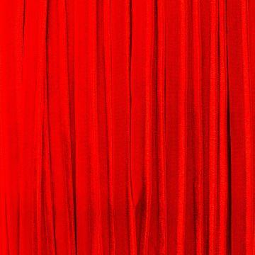 paspelband elastisch fel rood