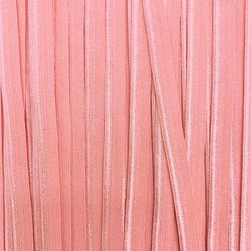 paspelband elastisch roze