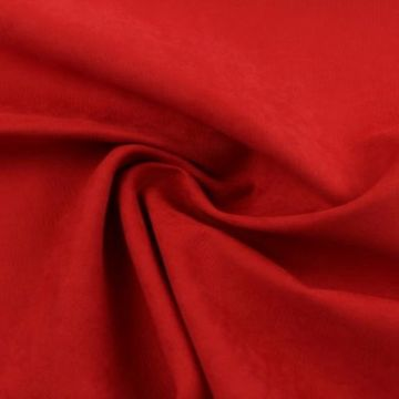 Furnish - Faux Leather Fire Red