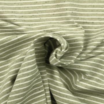 katoenen tricot pistachio