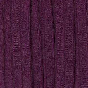 Vouwtres in de kleur cassis paars