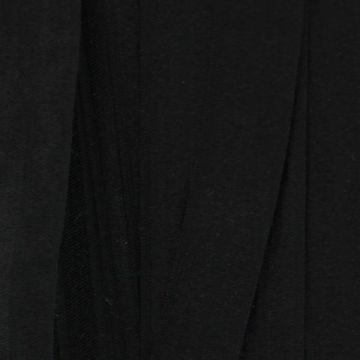 Vouwtres in de kleur zwart