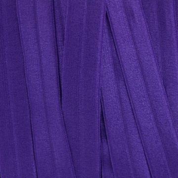 Vouwtres in de kleur paars