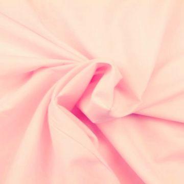 Katoen zacht roze