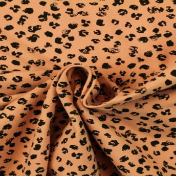 Animal Spots on Old Pink