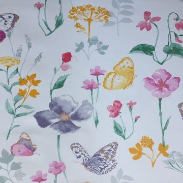 Butterflies in a Flowerfield