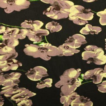 Summer Flowers on Mint