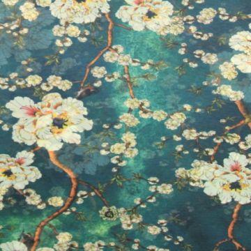 Asian Flower Art