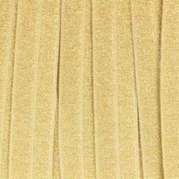 Vouwtres met glitter gold