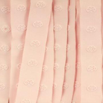 Licht Roze Drukkertjesband