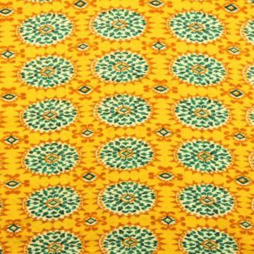 Cotton Viscose - African Vibes
