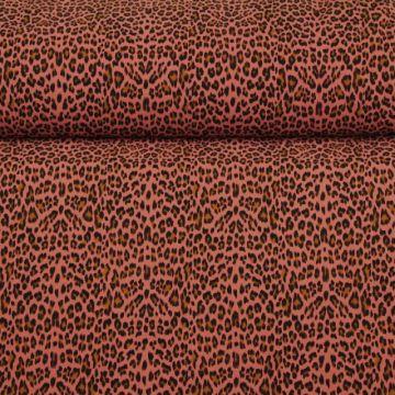 Stonewashed - Leopard Vintage Pink