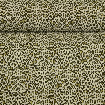 Stonewashed - Leopard Light Grey