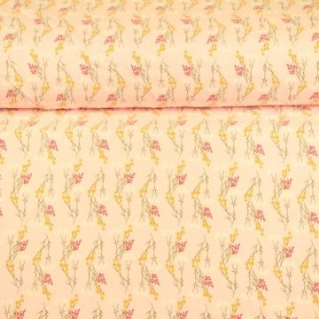 Stonewashed - Twigs Light Pink