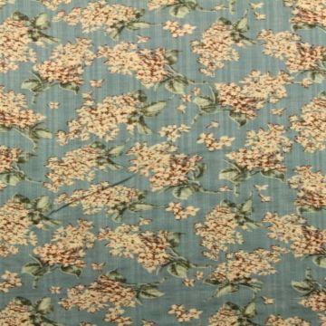 Cotton Viscose - The Garden Flower