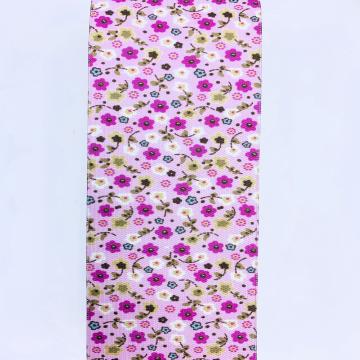 Elastiek 60mm bloemen