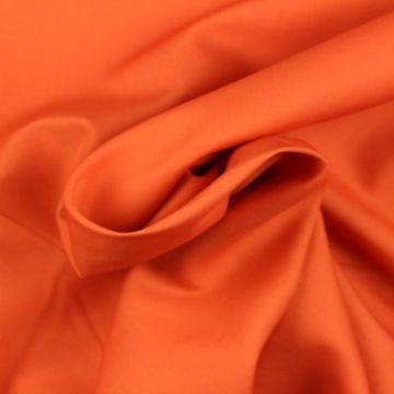 Katoen Warm Oranje