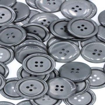 knoop 4 gaats donker grijs