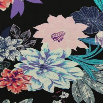 Lycra - Spring flowers