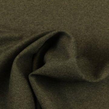 donker grijs gemêleerde wol