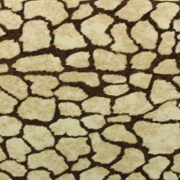 Lycra - Giraffe brown/beige