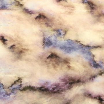 Viscose Tricot - Fluffy Colored Clouds