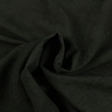 Katoen Jacquard - Zwart