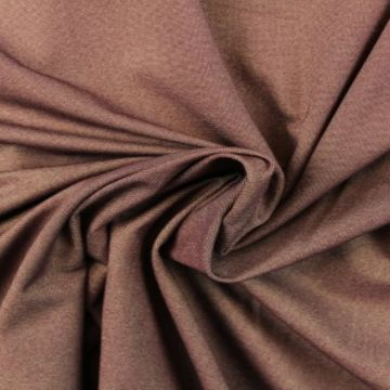 Katoenen Tricot -  Sparkly purple