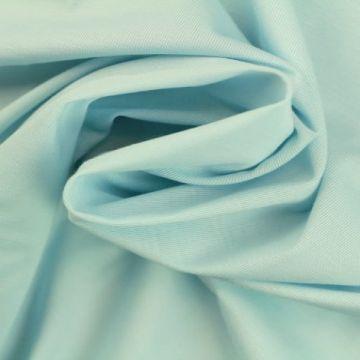 Katoenen Tricot - Baby blue