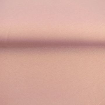 katoenen tricot old pink