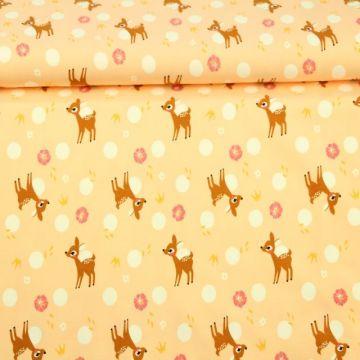 Katoenen Tricot - Sweet Deer