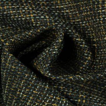 meubelstof Blauw Bruin
