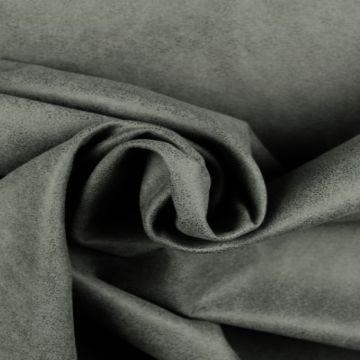 Furnish - Faux Leather Grey