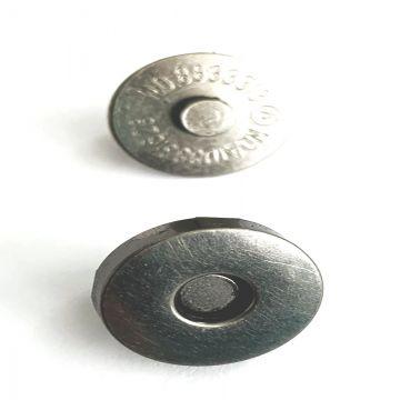 Magneetsluiting Oud Zilver