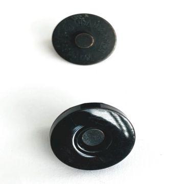 Magneetsluiting Zwart