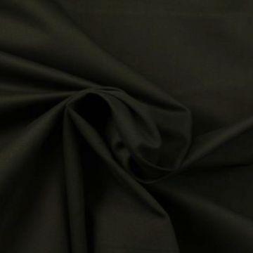 Stretch Katoen - Black