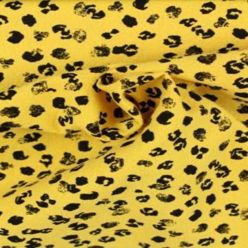 Animal Spots on Ocher