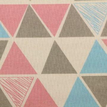 Katoenen Canvas - driehoeken