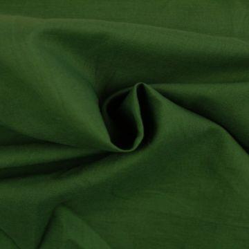 Cotton Voile - Dark Green