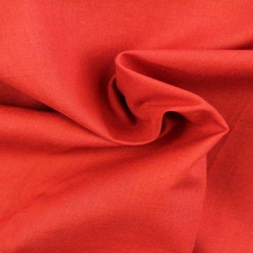 Cotton Voile - Dark Red