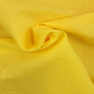 Cotton Voile - Yellow