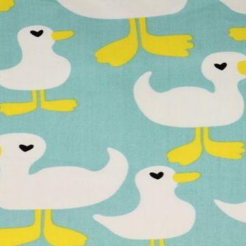 Love Ducks Turquoise