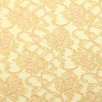 Lace - Pink/Gold