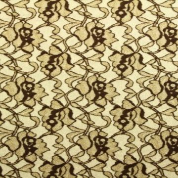 Lace - Brown/Gold
